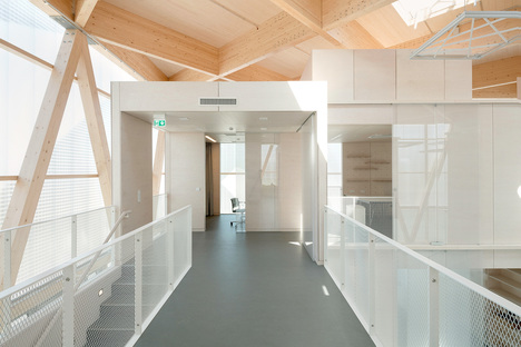 German prize for wood buildings 2019