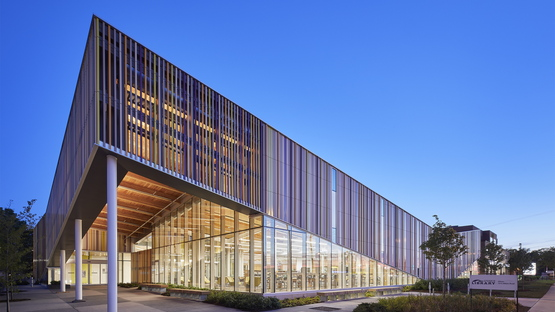 Albion Public Library in Toronto by Perkins+Will Canada