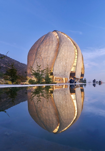 Hariri Pontarini Architects, Bahá'í temple in Chile