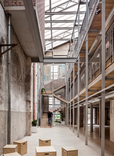 The winners of the European Award for Architectural Heritage Intervention