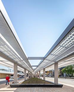 cepezed designed the new bus station in Tilburg