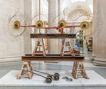 Tate Britain exhibits The Asset Strippers by Mike Nelson