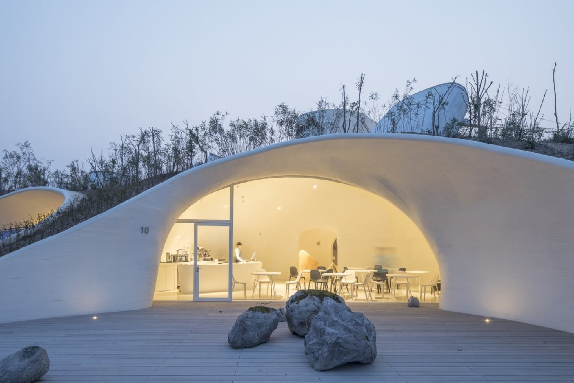 Open Architecture And Ucca Dune Art Museum Bringing