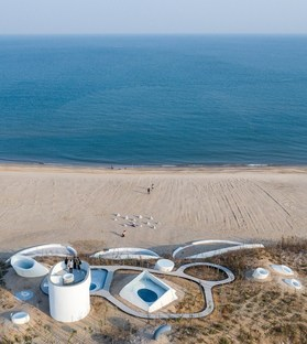 OPEN Architecture and UCCA Dune Art Museum, bringing together art and nature