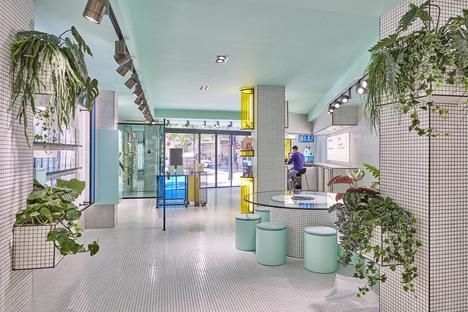 Masquespacio, concept store for RUBIO in Valencia