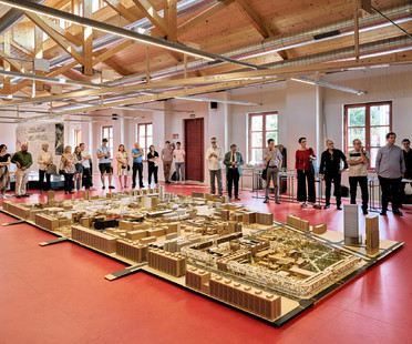UIC exhibition on the fate of Poblenou, Barcelona