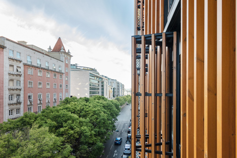 Lisbon Wood by Plano Humano Arquitectos
