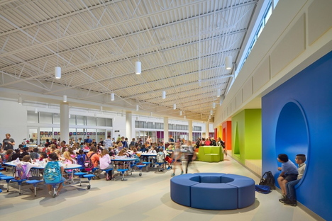 CannonDesign, a prototype elementary school