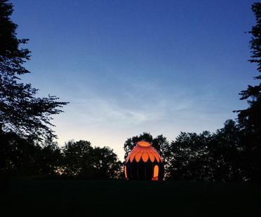 The Observatory by Simon Hjermind Jensen
