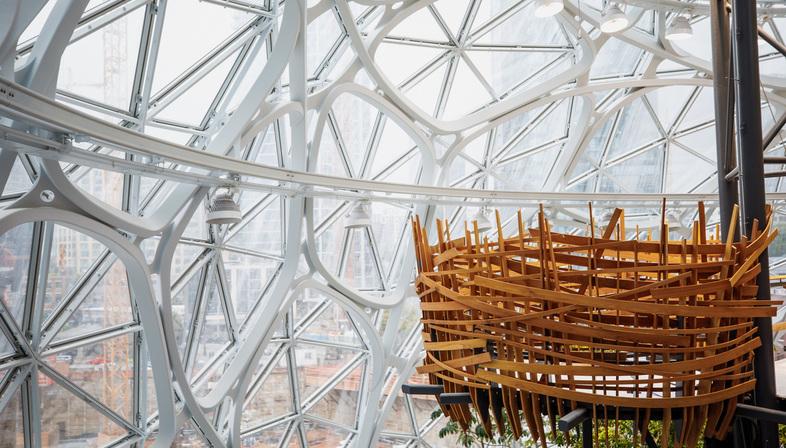 The Spheres, Amazon Headquarters in Seattle