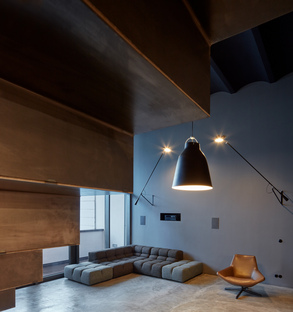 Loft with Love in Prague by CMCARCHITECTS