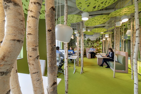 Schaeffler Digital Transformation Centre by Evolution Design