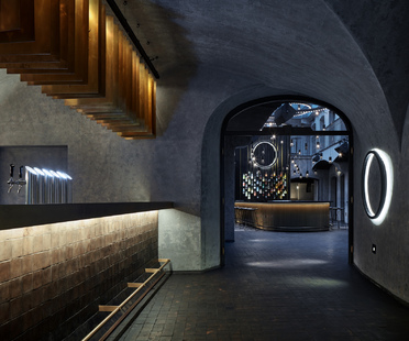 Moon Club in Prague by Formafatal and Machar&Teichman