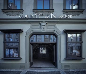 Moon Club in Prague by Formafatal and Machar&Teichman