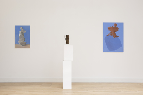 Pasquino, an exhibition by Catherine Story in London