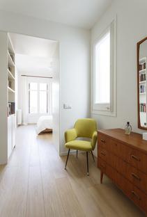 Acabado Mate, refurbished apartment in Barcelona