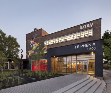 Lemay Net Positive: The Phenix