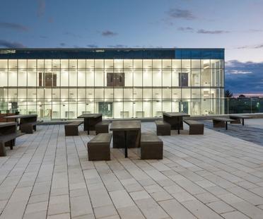 A sustainable project for the science complex at the MIL Campus of the Université de Montréal