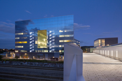 A sustainable project for the science complex at the MIL Campus of the Université de Montréal