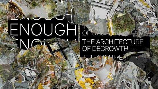 Oslo Architecture Triennale OAT 2019 Enough: The Architecture of Degrowth