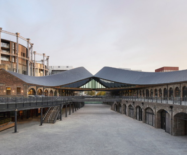 designjunction 2019 and King's Cross N1C