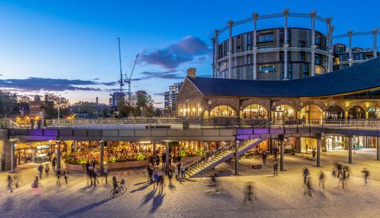 designjunction 2019 and King's Cross N1C