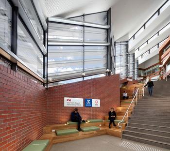Bio21 Nancy Millis Building by DesingInc in Melbourne