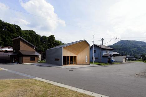 Hong Kong House by LAAB Architects for Echigo-Tsumari Art Triennale