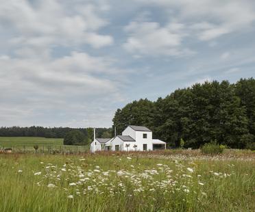 A summer house by DDAANN