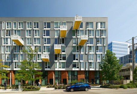 The Miller Hull Partnership, new living spaces in Seattle