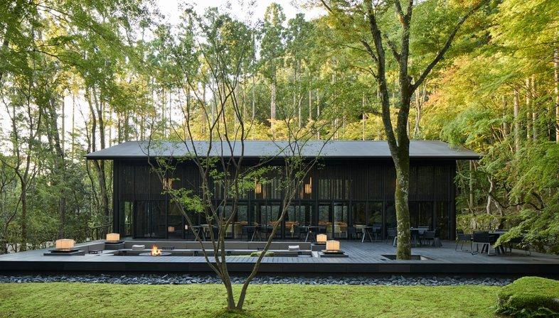 Aman Kyoto: resort in an old forgotten garden