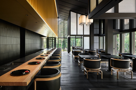 Aman Kyoto: resort in an old forgotten garden