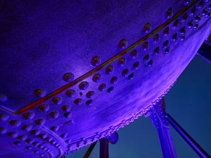Waypoint, site-specific installation in Bellingham by Mutuus Studio