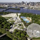 EXPO 67 Montreal, redevelopment by Lemay
