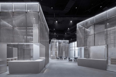BANDe Architects designs the GreenMonster Lab in Beijing