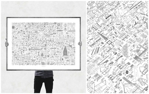 Winner of The Architecture Drawing Prize 2019
