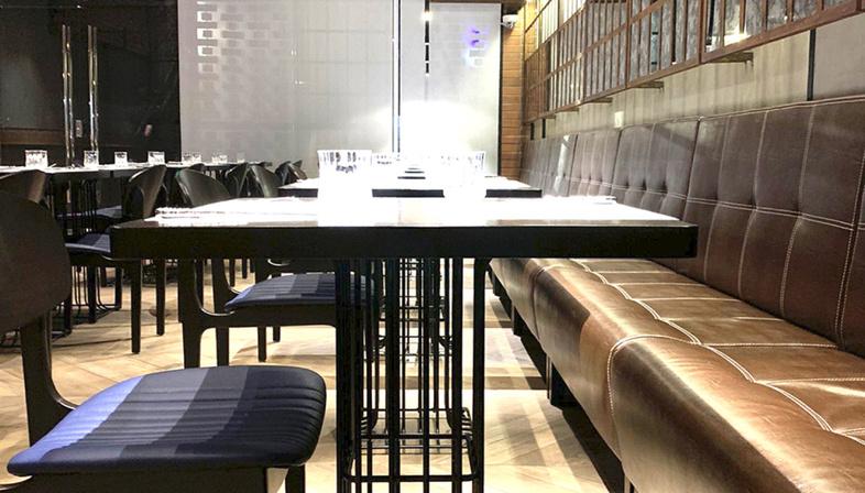 Fogon, a pub in Riyadh by Hitzig Militello Arquitectos