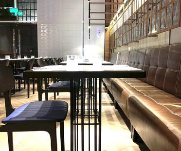 Fogon, a restaurant in Riyadh by Hitzig Militello Arquitectos