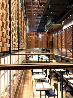 Fogon, a restaurant in Riyadh by Hitzig Militello Arquitectos