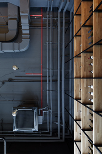 Kolby Wine Bar in Prague by CMC Architects