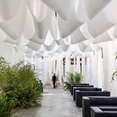 The circular economy in a sustainable installation by Josep Ferrando Architecture