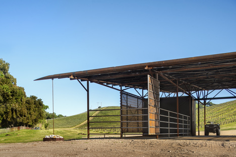 Clayton & Little for an AIA Award-winning, sustainable farm structure