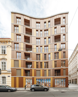 Connecting with the history of Vienna, Renngasse 10 by 3XN