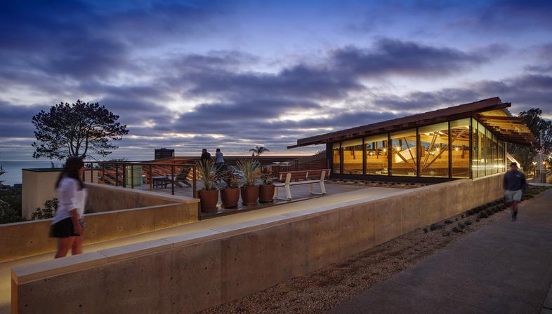 Del Mar Civic Center by Miller Hull Partnership