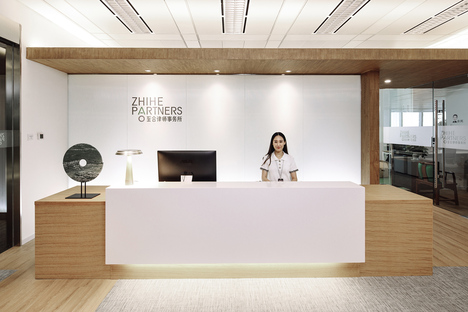Studio DOTCOF for the Zhihe Partners law firm