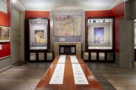 The Architecture Drawing Prize exhibition