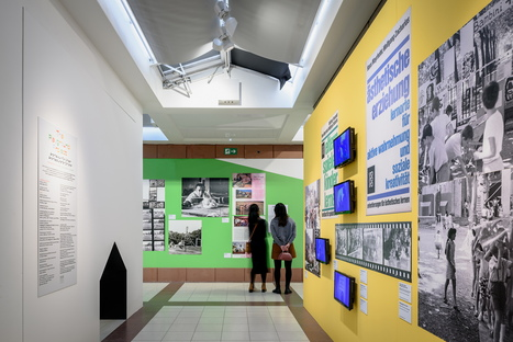 Exhibition: THE PLAYGROUND PROJECT. Architecture for Children at the DAM, Frankfurt