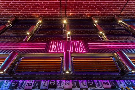 Pink Power: Malita by Hitzig Militello Arquitectos