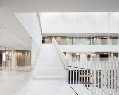 AOR Architects and the Jätkäsaari School of the future in Helsinki