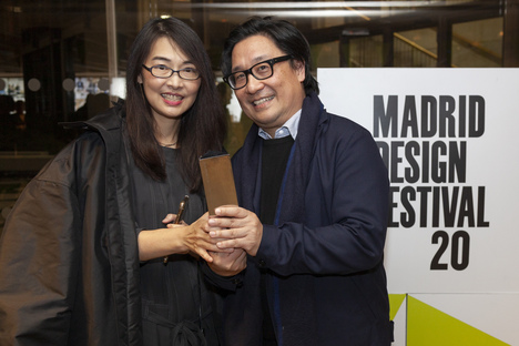 Madrid Design Festival 2020, awards and key players